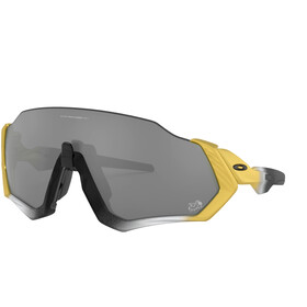 Oakley Flight Jacket Occhiali da sole, trifecta fade/prizm black
